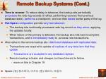 remote backup systems cont1
