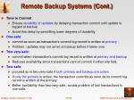 remote backup systems cont2