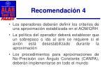 recomendaci n 41