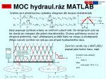 moc hydraul r z matlab1