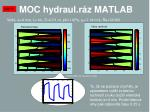 moc hydraul r z matlab7
