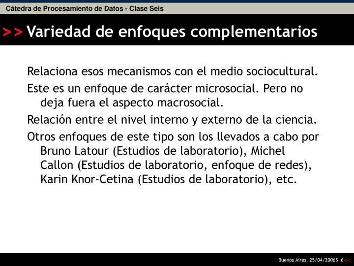 Relaciona esos mecanismos con el medio sociocultural.