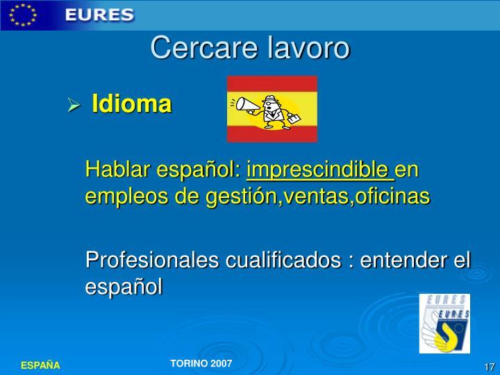 Ppt destinazione spagna powerpoint presentation id 2897606 for Oficinas de trabajo temporal en barcelona