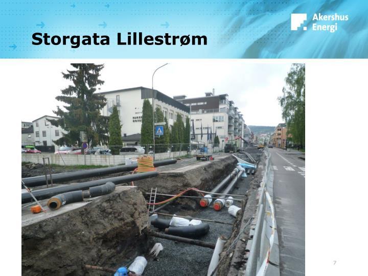 Storgata Lillestrøm