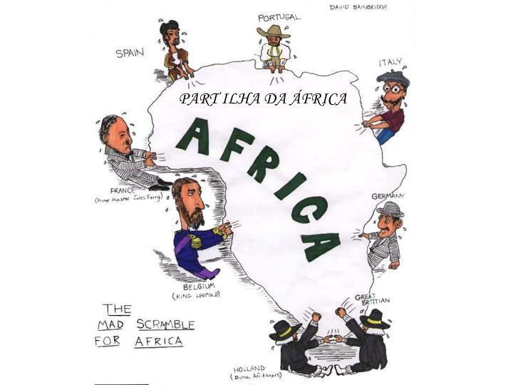 PART ILHA DA ÁFRICA