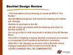bechtel design review