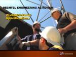 bechtel engineering ae review3