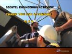 bechtel engineering ae review7