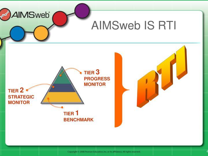 AIMSweb IS RTI