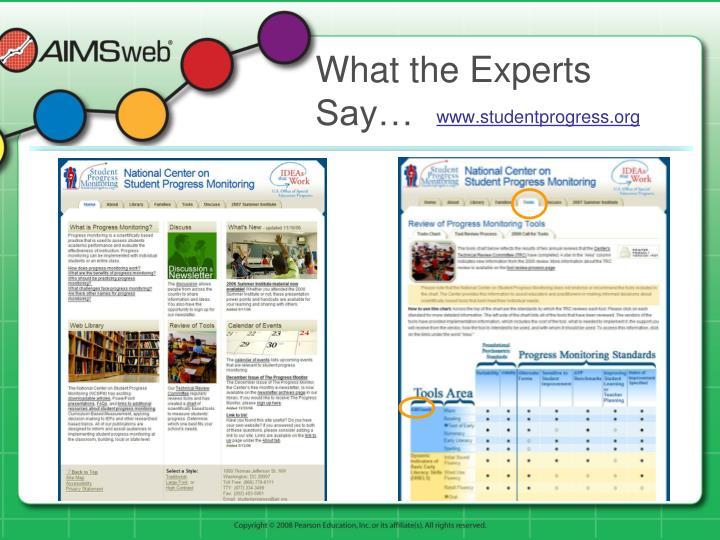 www.studentprogress.org