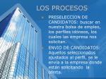 los procesos1