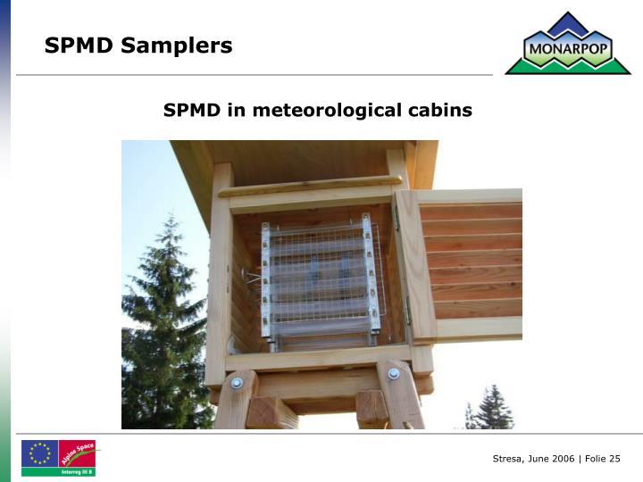 SPMD Samplers
