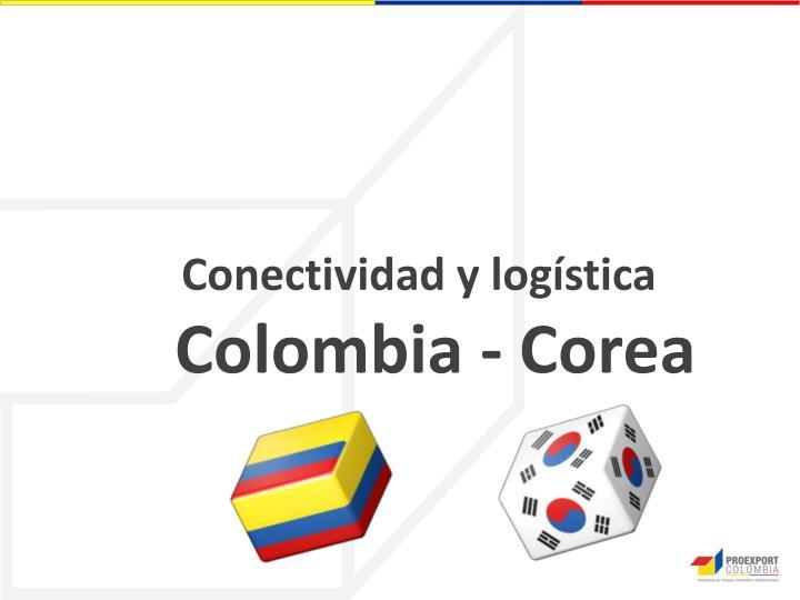 Conectividad y logística