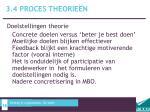 3 4 proces theorie n1