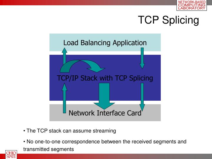 TCP Splicing