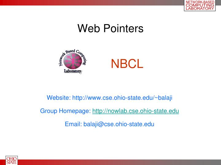 Network Based Computing