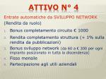 attivo n 4