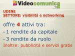 udine settore visibilit e networking1