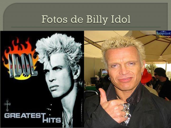 Fotos de Billy