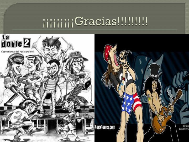 ¡¡¡¡¡¡¡¡¡Gracias!!!!!!!!!