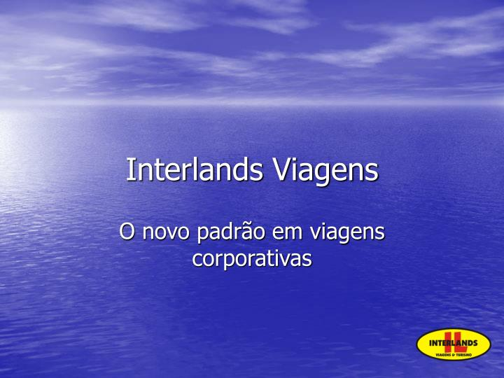 Interlands Viagens