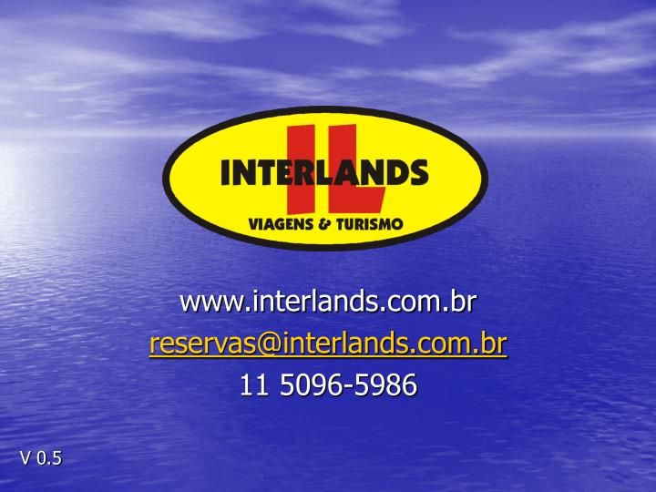 www.interlands.com.br