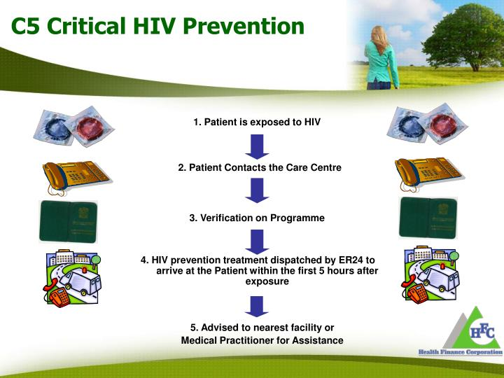 C5 critical hiv prevention