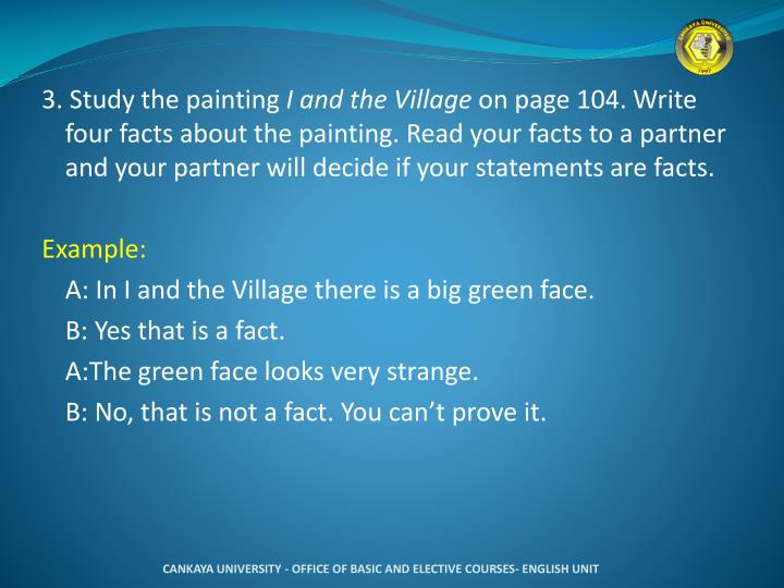 3. Study the painting