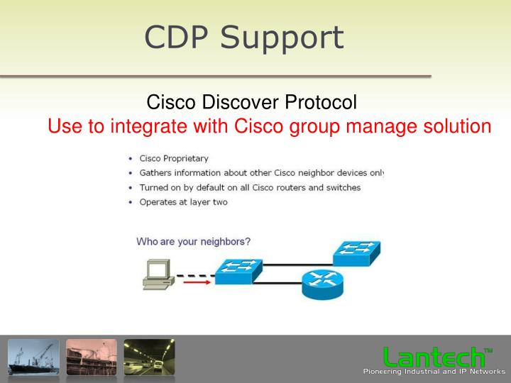 CDP Support