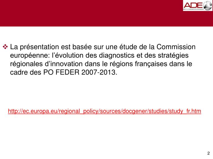 http://ec.europa.eu/regional_policy/sources/docgener/studies/study_fr.htm