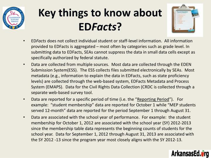 Key things to know about ED
