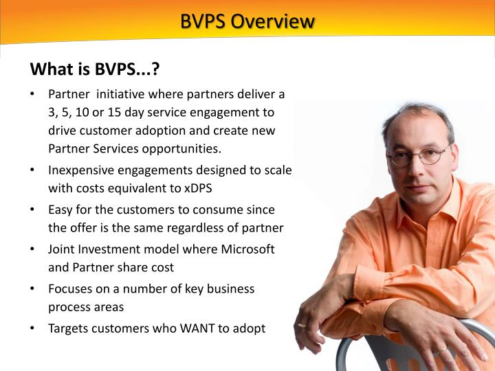 BVPS Overview