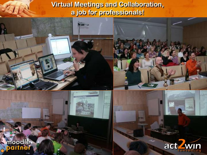 Virtual Meetings and Collaboration,