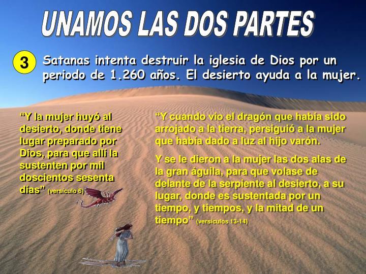 UNAMOS LAS DOS PARTES