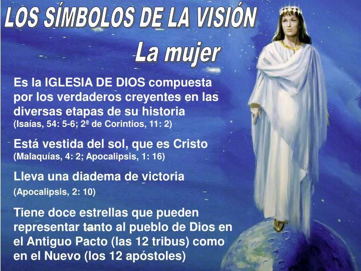 LOS SÍMBOLOS DE LA VISIÓN