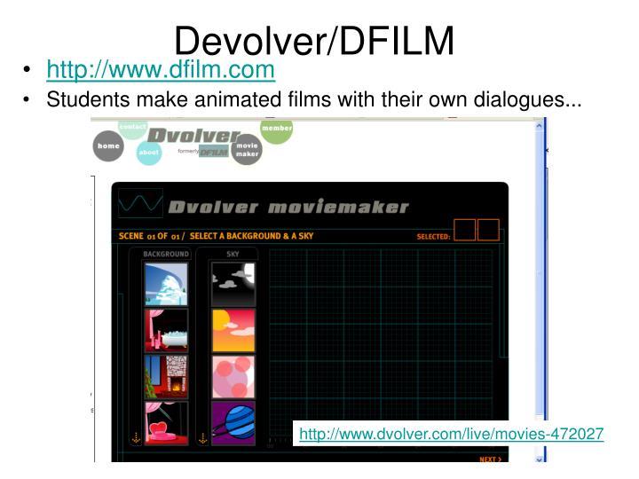 Devolver/DFILM