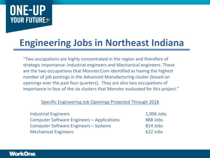 Engineering Jobs in Northeast Indiana