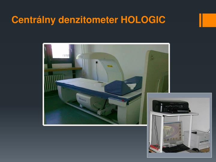Centrálny denzitometer HOLOGIC