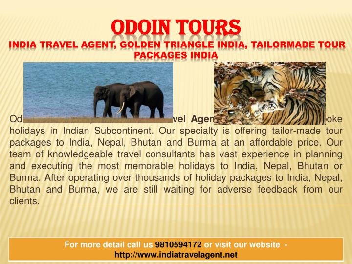 Odin Tours is a specialist