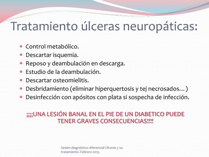 Tratamiento úlceras