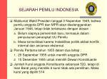 sejarah pemilu indonesia1