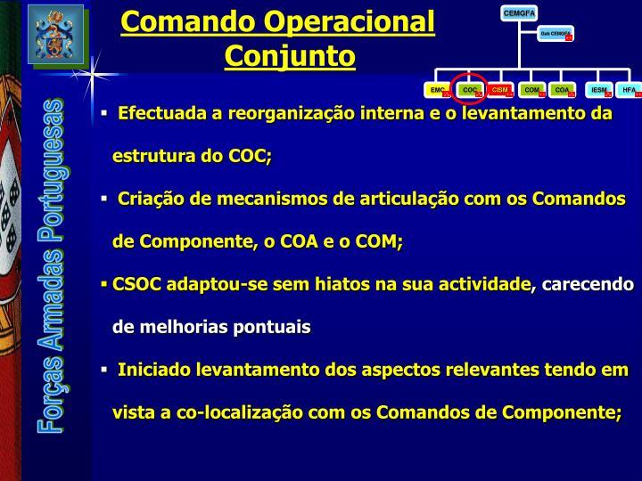 Comando Operacional Conjunto