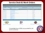 service desk work orders2