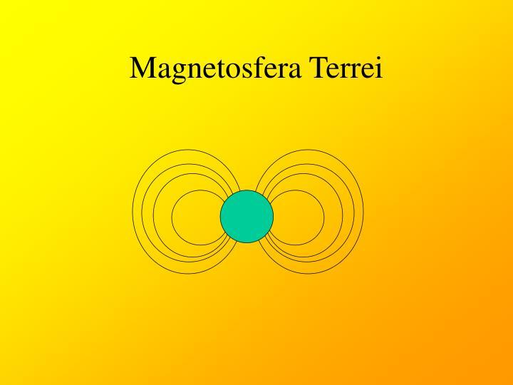 Magnetosfera Terrei