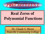 precalculus i3