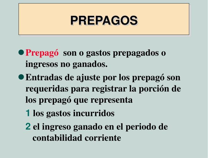 PREPAGOS