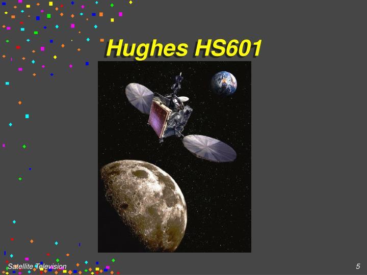Hughes HS601