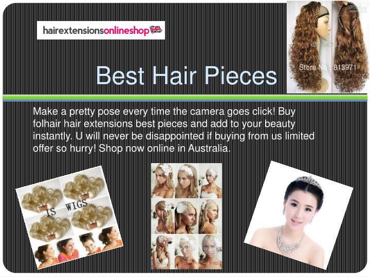 Best Hair Pieces