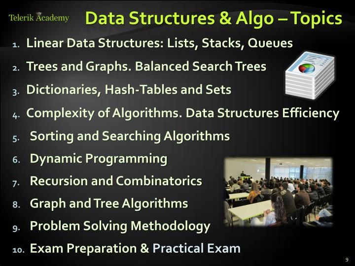 Data Structures &