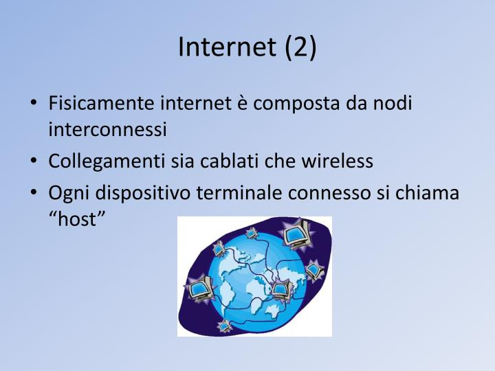 Internet (2)